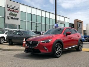 2016 Mazda CX-3 GT-ACCIDENT FREE WITH LOW LOW KM'S!!!