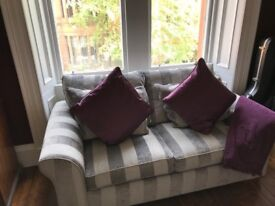 Almost new Sofa Bed, immaculate condition from NEXT