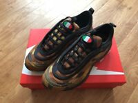 Nike Air Max 97 International Italy Camo Size UK 7 Free UK Delivery