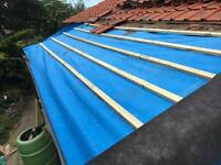 Roofing repairs services - emergency call out available