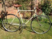 BSA Fixie Vintage Road Bike