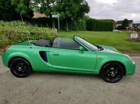 Toyota mr2 roadster convertible 1.8vvti *FSH*