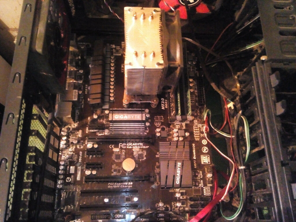 CPU Motherboard Combo AMD FX 8350 and Gigabyte motherboard and Ram | in  Stoke-on-Trent, Staffordshire | Gumtree