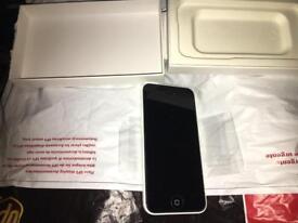 iPhone 5c 16gb white unlocked brand new #SOLD