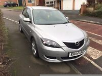 2004 Mazda 3 TS 1600cc in Silver, Lovely Car, Drives Great and Looks the Part Mot till August