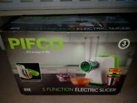 Pifco electric slicer