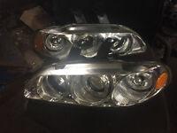 honda civic eg halo headlights 92-95 eg6 vti eg5 esi etc