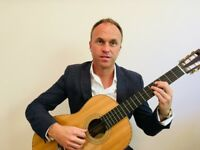 Guitar Lessons in Medway Kent - Dan Naughton - Experienced and Professional Teacher