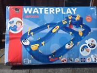Niagara waterplay set (kids toy boats/canal track)