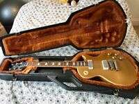 GIBSON LES PAUL DELUXE GOLD TOP 1980