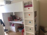 Ikea high sleeper