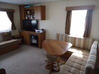 Caravan Holiday at Camber Sands - 3 Bed Gold Plus - 2 weeks from Sat 20th Aug - 30% off park prices
