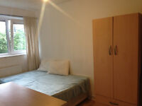DOUBLE ROOM FOR 2 PERSONS, NO AGENCY FEES !!! PRIVATE LANDLORD, ALL BILLS INCLUDED !!!