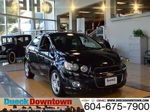 2016 Chevrolet Sonic LT - Original MSRP 24,210