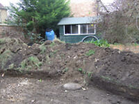 Topsoil - Free for collection