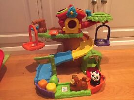 VTech Toot Toot Animals Treehouse - great condition