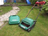 Qualcost concorde 32 lawn mower, excellent condition