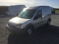 2007 07 ford transit connect t230 lwb hi top