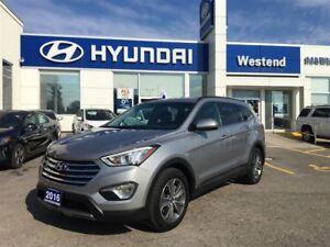 2016 Hyundai Santa Fe XL AWD Premium