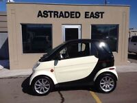 2005 smart fortwo coupe pure