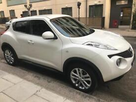 White Nissan Juke - Immaculate Condition