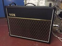 Vox AC30 Guitar amplifier