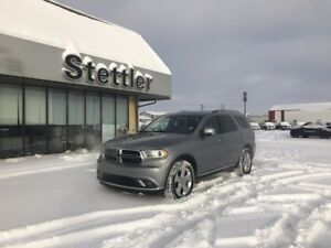 2015 Dodge DURANGO LIMITED DVD! EXTENDED WARRANTY! NEW TIRES!