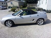 MGF VVC Spares on repairs