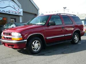 2000 Chevrolet Blazer LT 4X4 GMC JIMMY