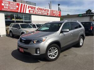 2015 Kia Sorento LX AWD 2.4L 4CYL ENG, COMFORT AND RELIABILITY