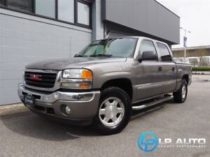 2006 GMC Sierra 1500 SLE Crew Cab! Z71 Off Road Package!