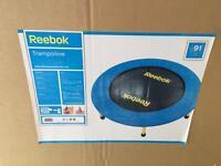 Brand New Reebox Trampoline