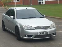 2003 Ford Mondeo ST220 Recaro Heated Leather Custom Exhaust Remap ST