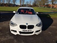 2014 BMW 118d M Sport High Spec