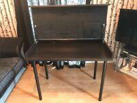 IKEA desk with soft close interior compartment
