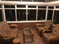Conservatory Sofa Set - MUST HAVE!!!