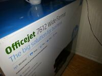Brandnew HP officejet printer(unopened package)(Can print A3 papaer)