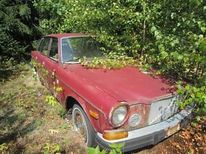 Rare 1974 Volvo 164E Inline Straight Six Fuel Enjection