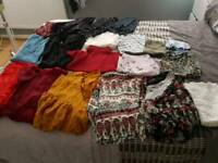 Womens clothes bundle size small (6-8)