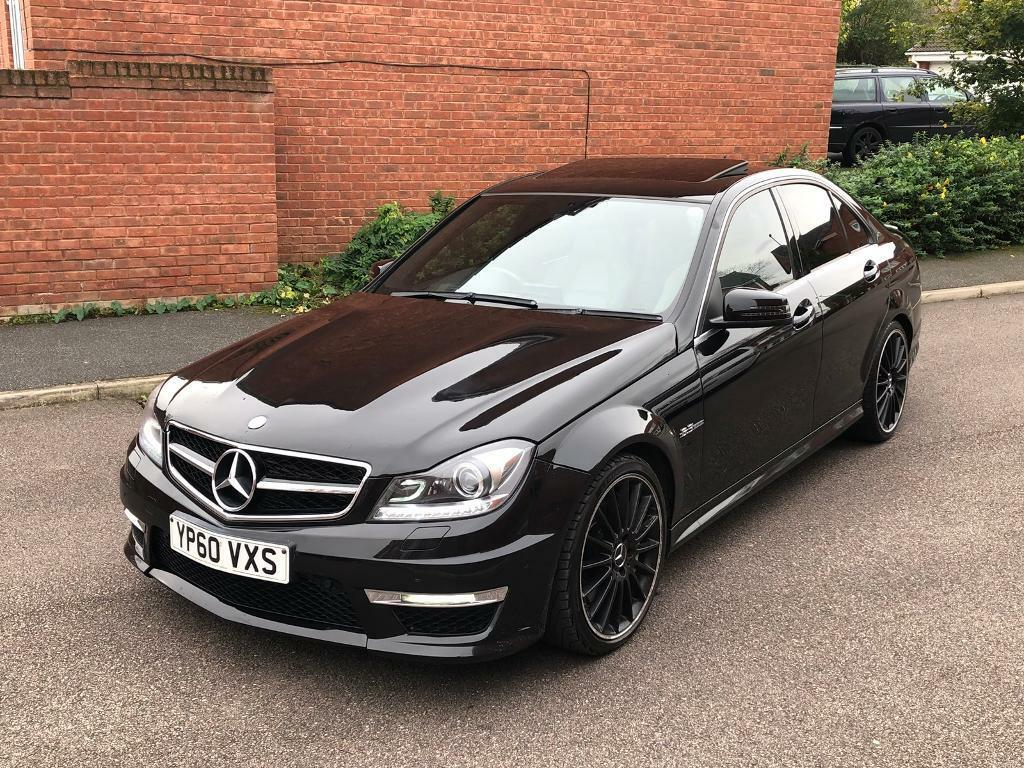 2011 mercedes c63 amg v8 obsidion black edition 125 facelift spec px golf r s3 rs3 m3 e63 in. Black Bedroom Furniture Sets. Home Design Ideas