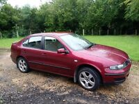For Sale 2001 Seat Toledo Red 186000 miles. Great Condition. Full year mot