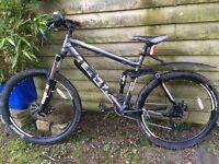 Carrera banshee mountain bike 24 speed