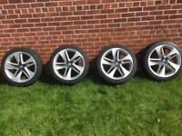 Vauxhall Insignia alloy wheels 19s