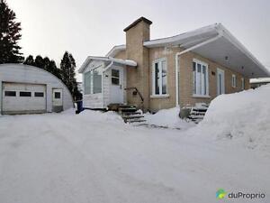 148 500$ - Bungalow à vendre à St-Nazaire-Du-Lac-St-Jean