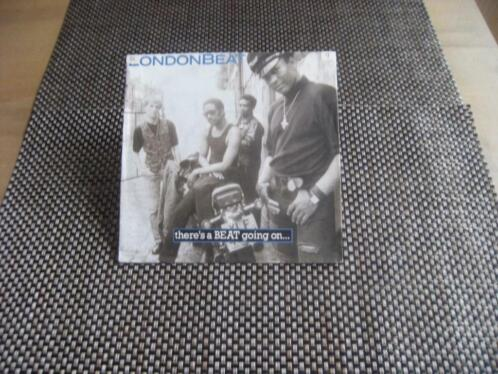 "7"" - Londonbeat - There""s a BEAT going on ..."