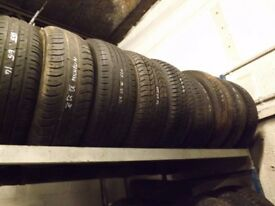 215 55 18 part worn tyres 215/55/18 fitted and balanced from £30.00 bs3 4dn bedminster 01179533318