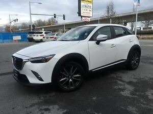 2016 Mazda CX-3 GT w/ Technology Package!!