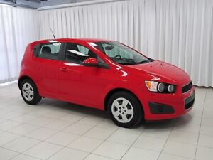 2014 Chevrolet Sonic 5DR HATCH