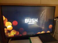 "BUSH HD 49"" Smart Television with Netflix"