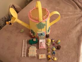 FIFI & THE FLOWERTOTS WATERING CAN & ACCESSORIES